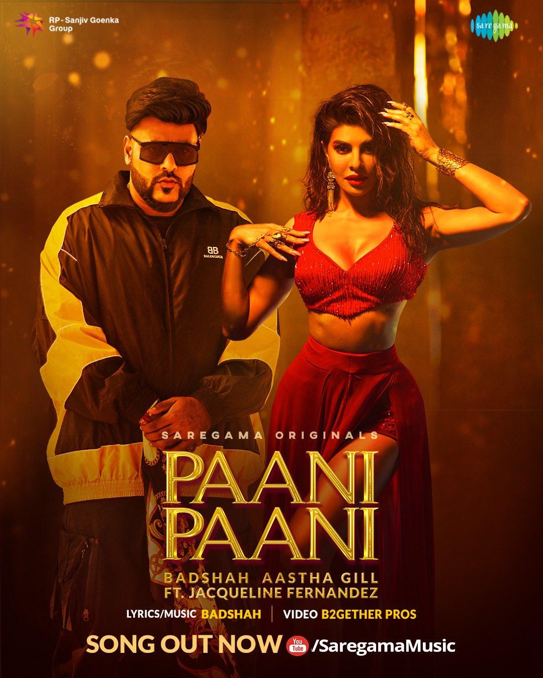 Paani Paani By Badshah Official Music Video 1080p HDRip 72MB Download