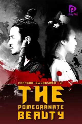 Changan Swordsmen 4: The Pomegranate Beauty 2018 720p HEVC HDRip Hollywood Movie [Dual Audio] [Hindi or English] x265 AAC [500MB]