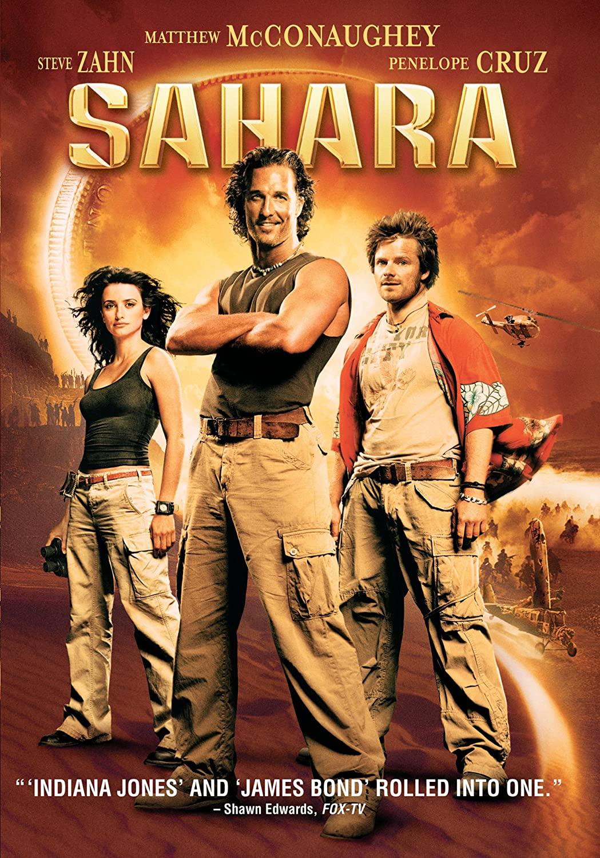Sahara (2005) Hindi Dual Audio 480p BluRay ESubs 450MB Download