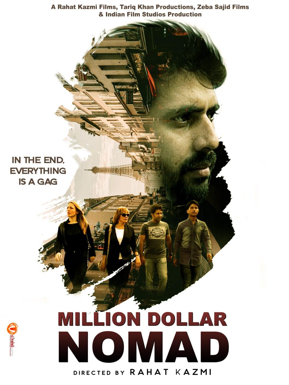 Million Dollar Nomad 2018 Hindi Movie 720p HDRip 500MB Download