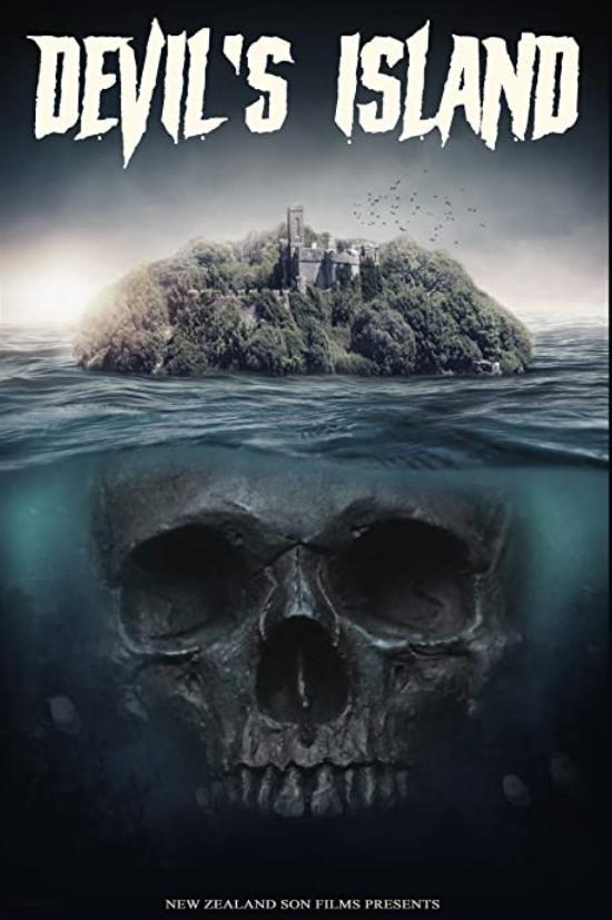 Devils Island 2021 English Movie 480p HDRip ESub 230MB