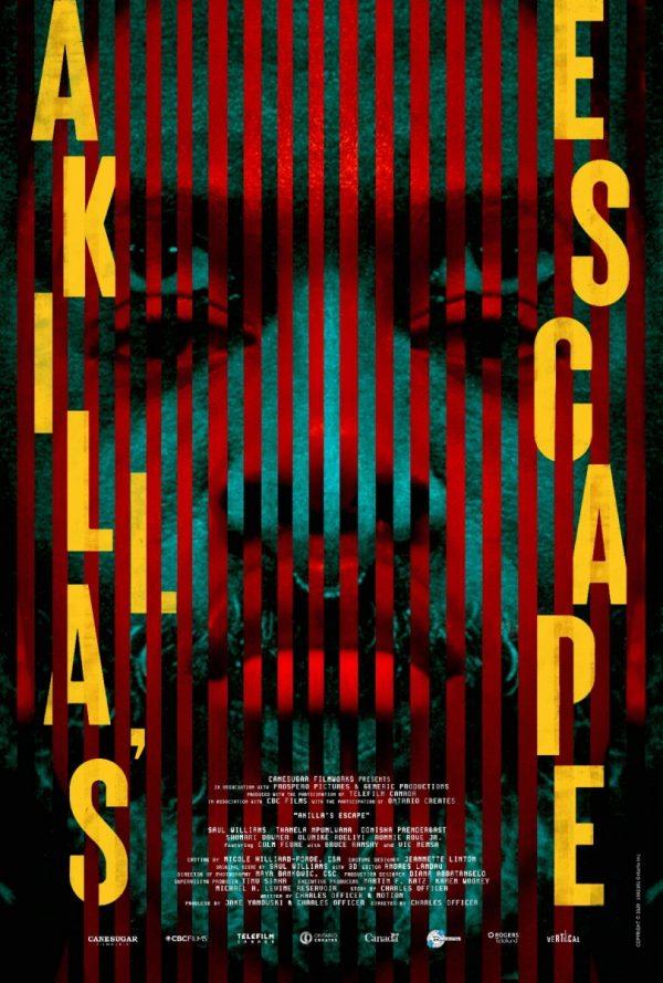 Akillas Escape 2021 English 480p HDRip 300MB Download
