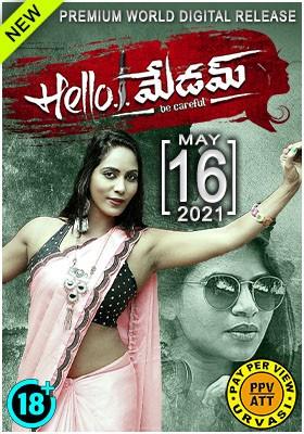 Hello Madam 2021 Telugu 720p HDRip 1.3GB | 403MB Download