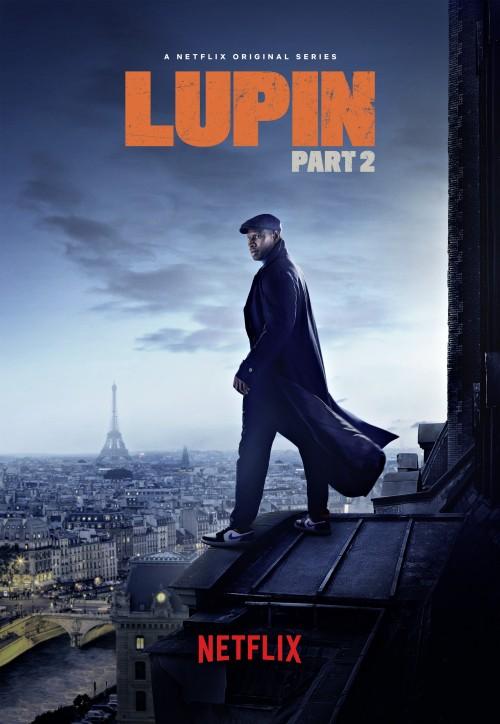Download Lupin Season 2 Dual Audio Hindi – English 480p 720p HEVC Complete Webseries