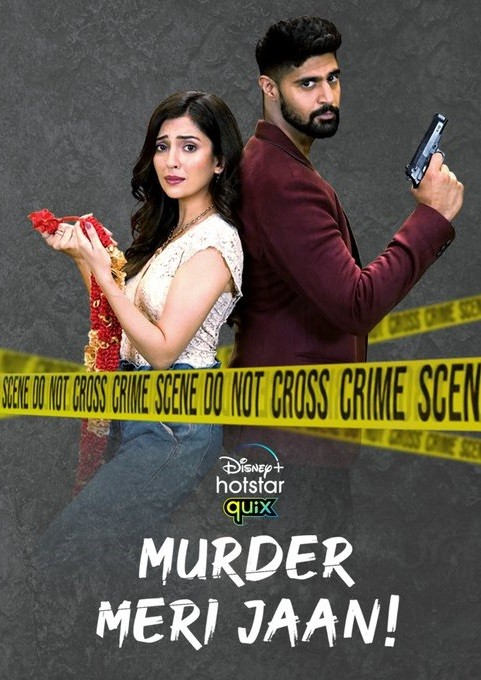 Murder Meri Jaan 2021 Hindi S01 Complete DSNP Original Web Series 720p HDRip 1.8GB Download