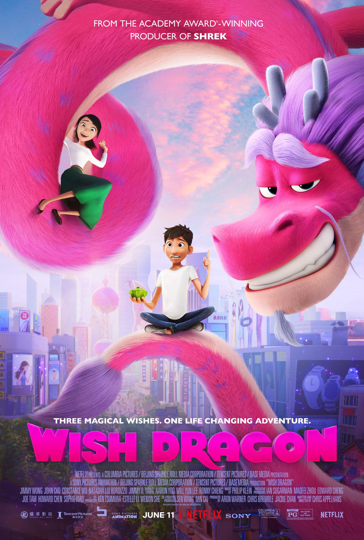 Wish Dragon (2021) ORG Hindi Dual Audio 480p NF HDRip ESubs 350MB Download
