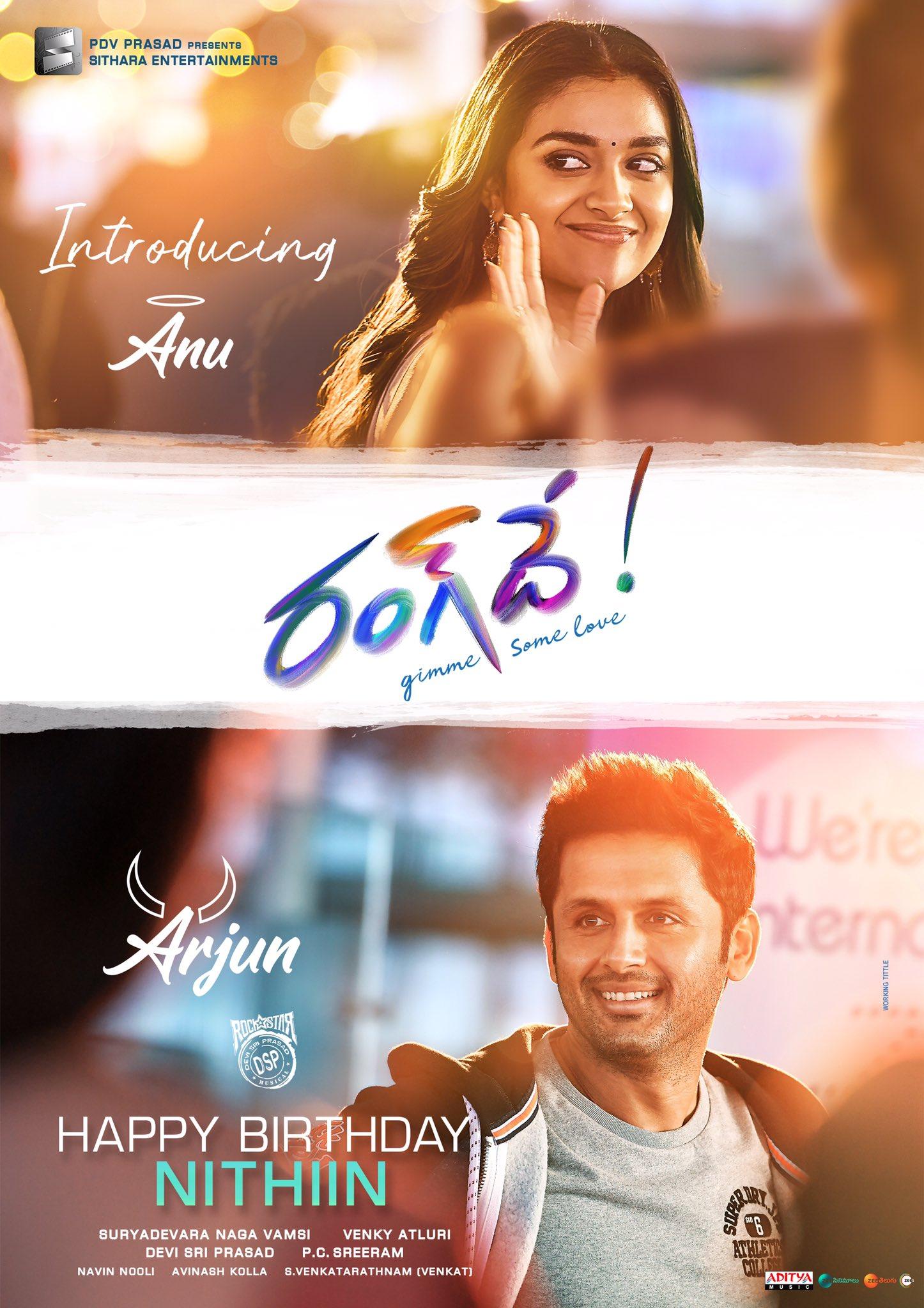 Rang De 2021 Telugu 1080p HDRip ESub 2.4GB Download