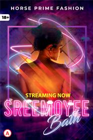 18+ Sreemoyee Bath 2021 HorsePrime Originals Hindi Video 720p HDRip 100MB x264 AAC