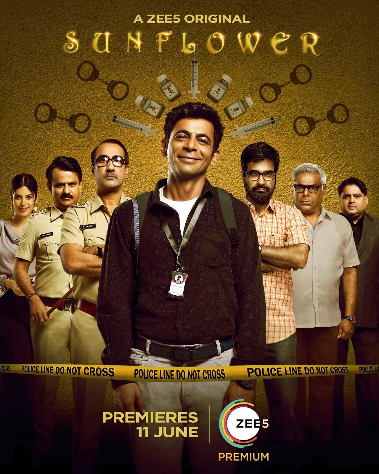 Sunflower 2021 S01 Hindi Complete Zee5 Original Web Series 480p HDRip 950MB Download