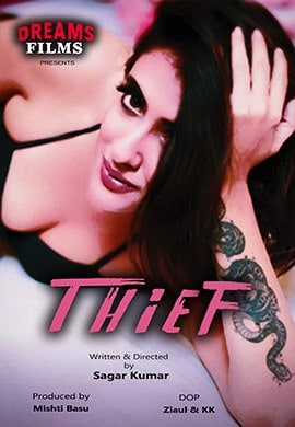 Thief 2021 S01E01 DreamsFilms Original Hindi Web Series 720p HDRip 150MB Download