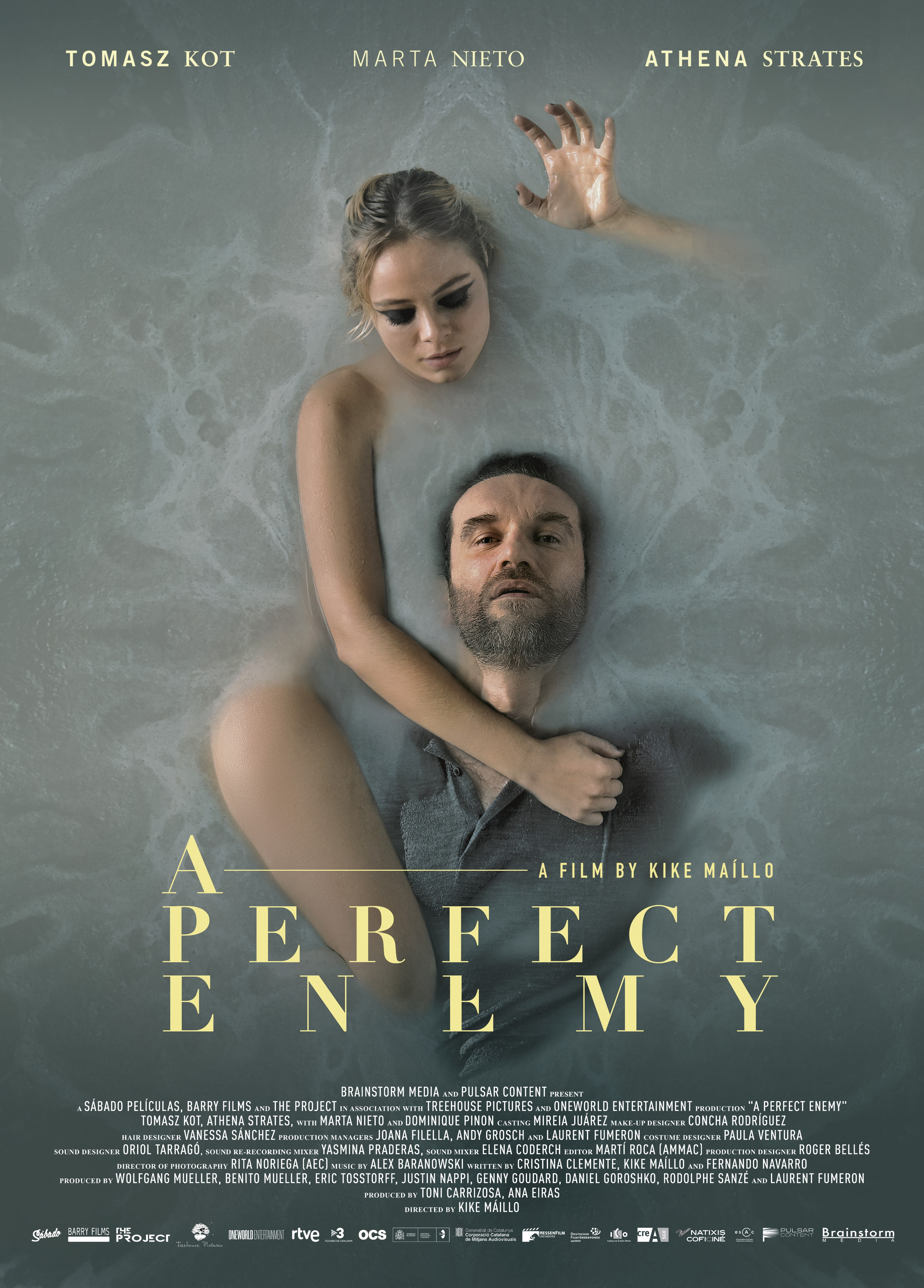A Perfect Enemy 2021 English Movie 480p HDRip 294MB Download