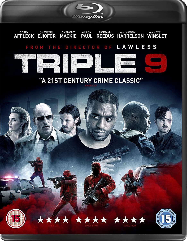 Download Triple 9 2016 Hindi Dual Audio 1080p BluRay ESub 2.8GB