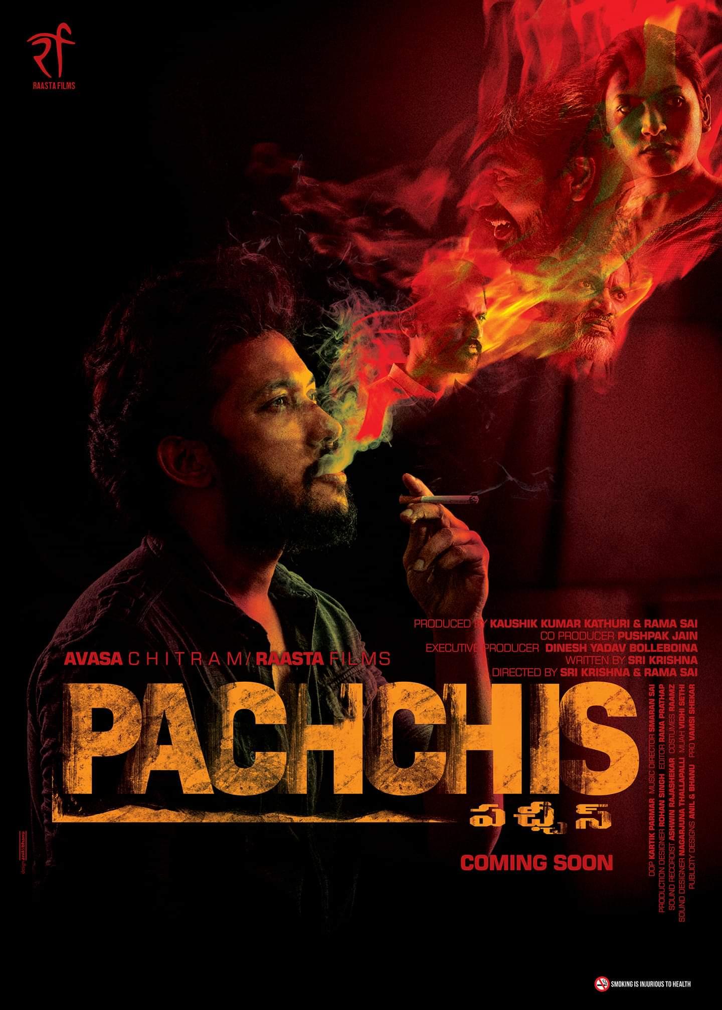 Pachchis 2021 Telugu 480p AMZN HDRip ESub 400MB Download