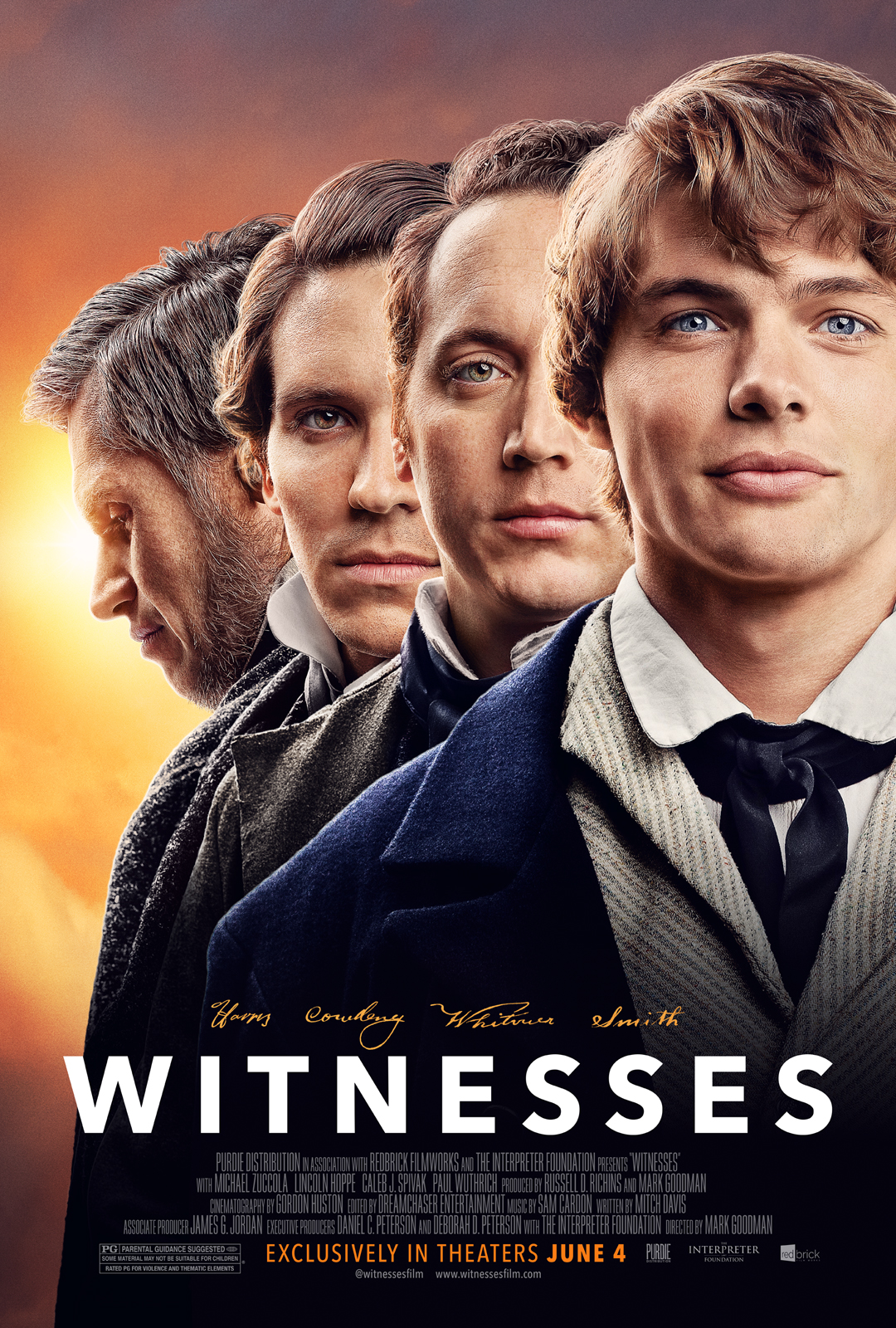 Witnesses 2021 English 480p HDCAMRip 350MB Download