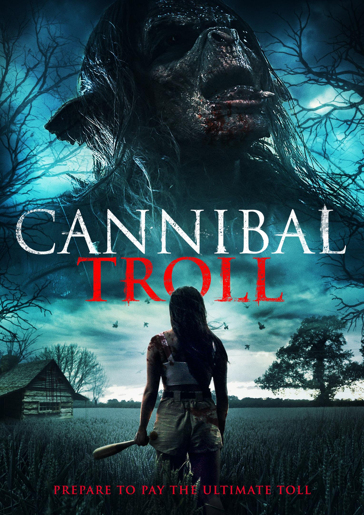 Cannibal Troll 2021 English 480p HDRip ESub 250MB Download