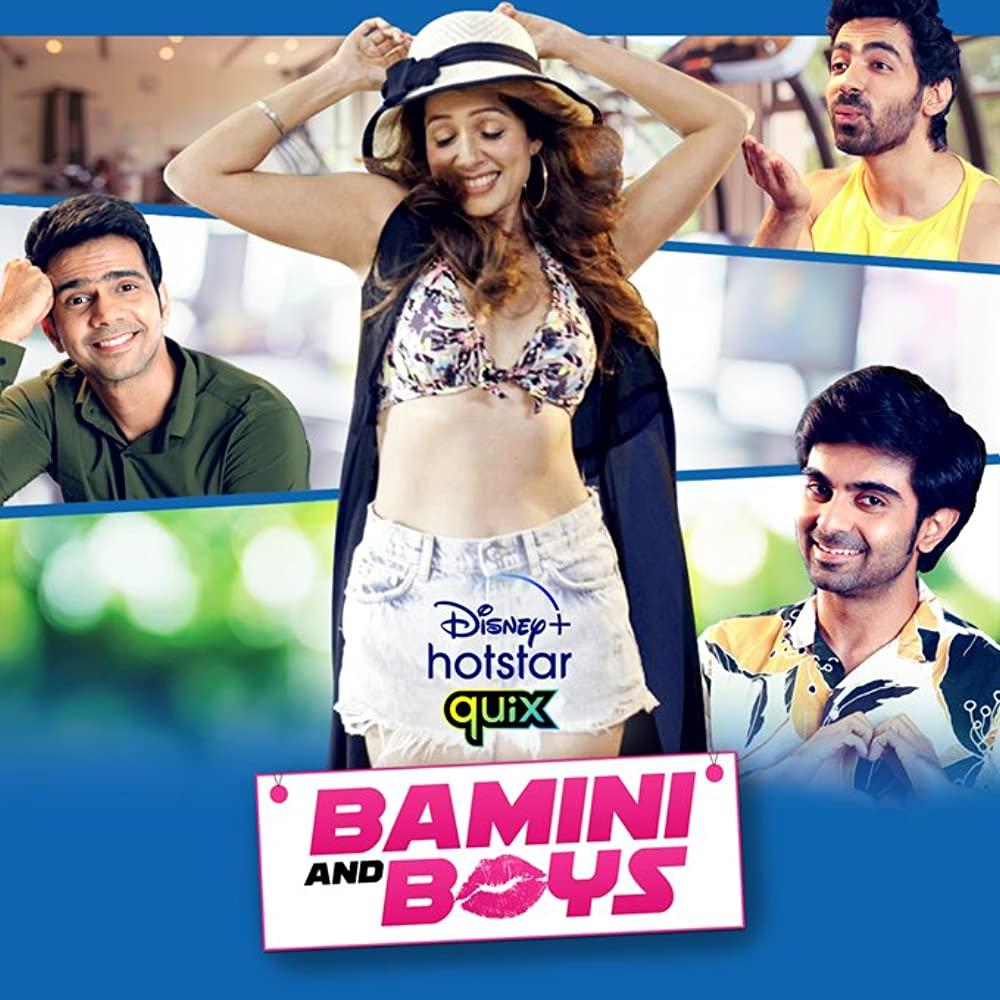 Download Bamini and Boys 2021 Hindi S01 Complete DSNP Original Web Series 720p HDRip 1.6GB