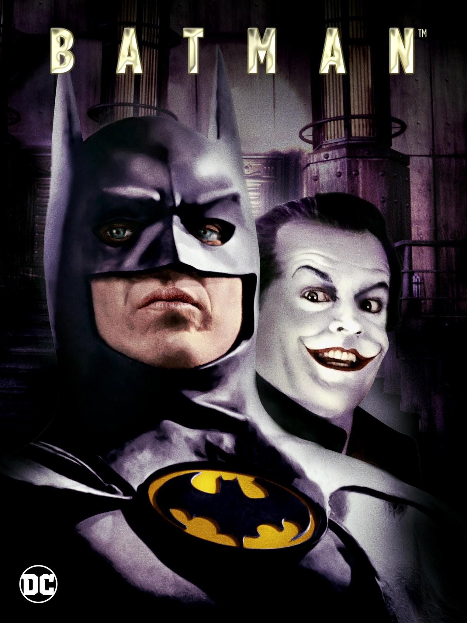 Batman 1989 Hindi Dual Audio 480p BluRay ESub 450MB Download
