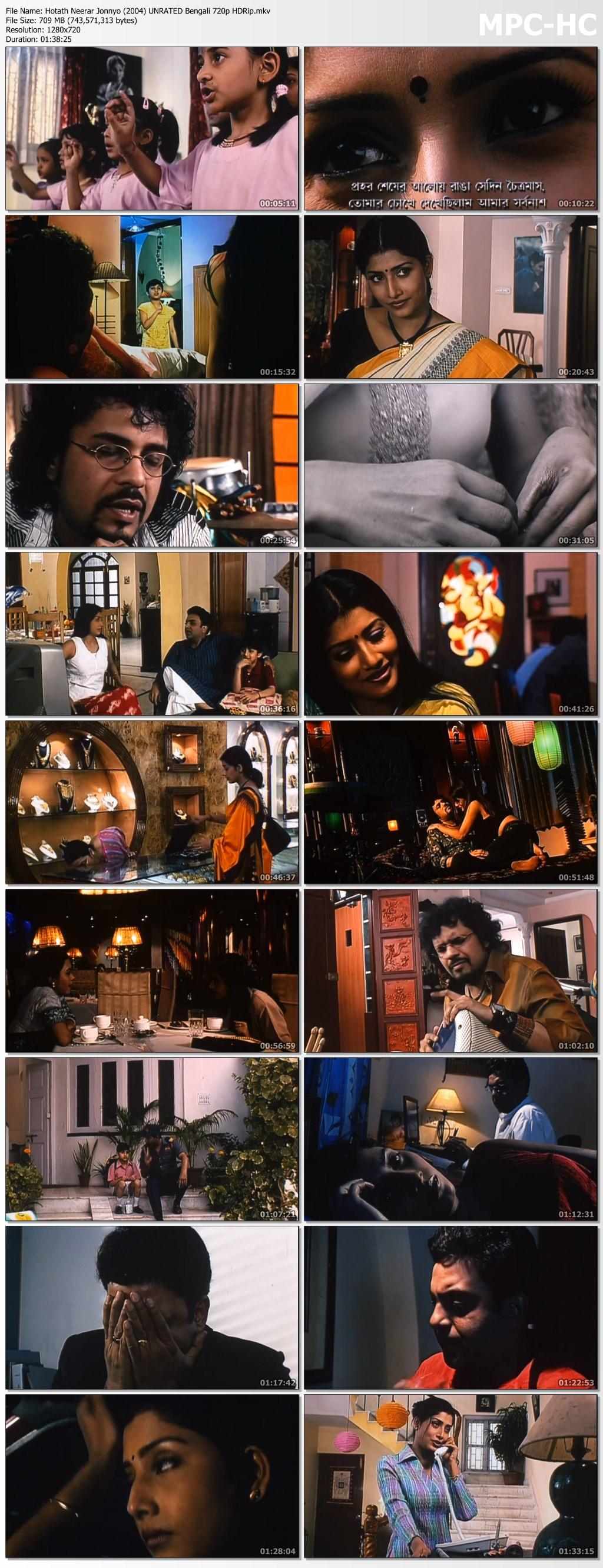 Hotath Neerar Jonnyo (2004) UNRATED Bengali 720p HDRip.mkv thumbs