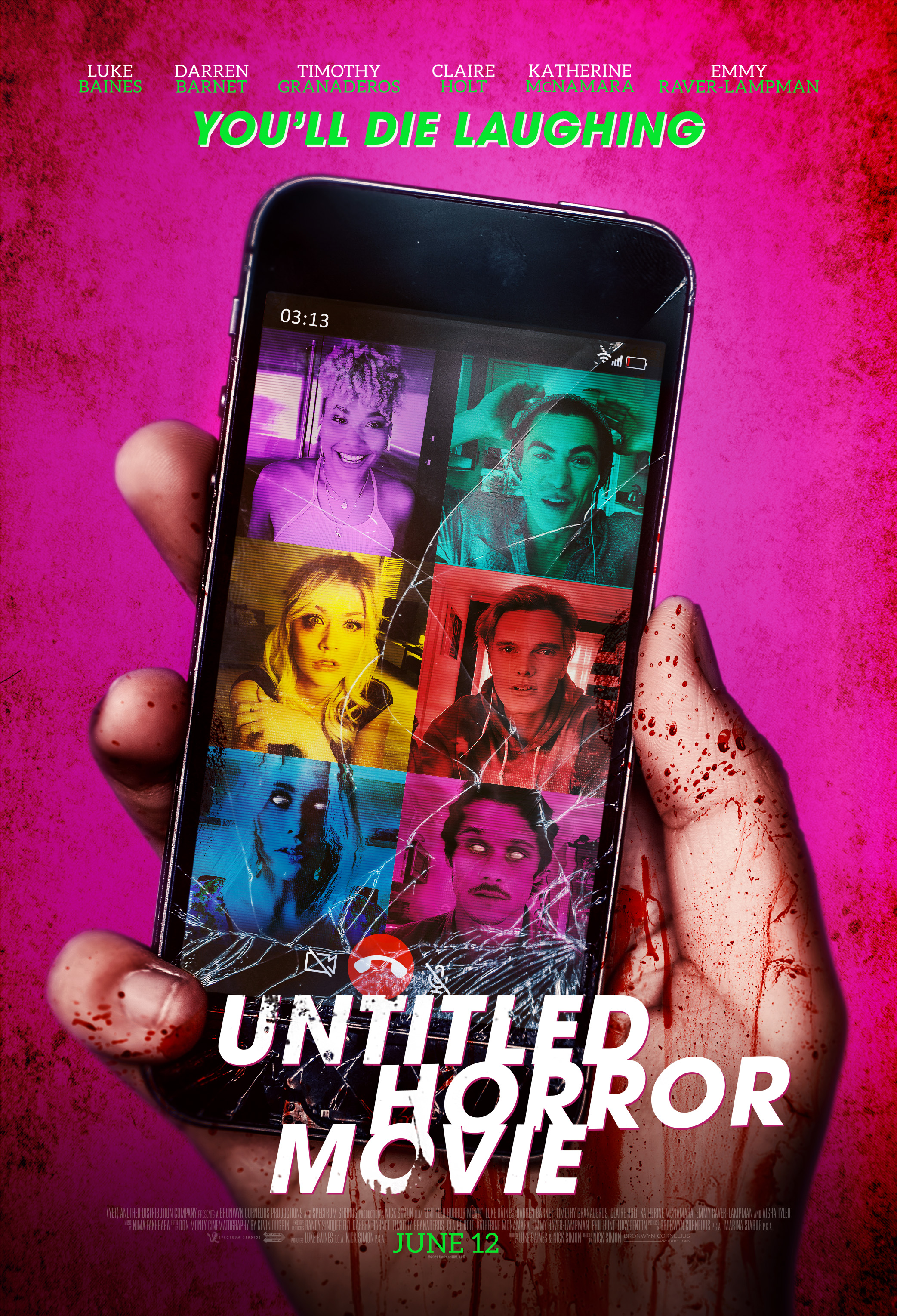 Untitled Horror Movie 2021 English 480p HDRip 300MB Download