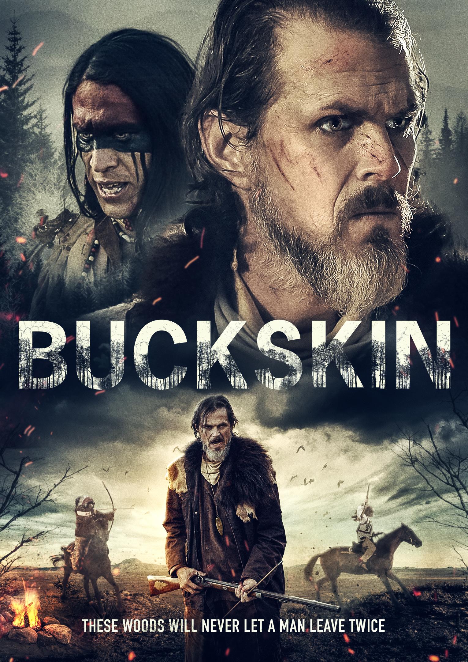 Buckskin 2021 English 300MB HDRip 480p ESubs Download