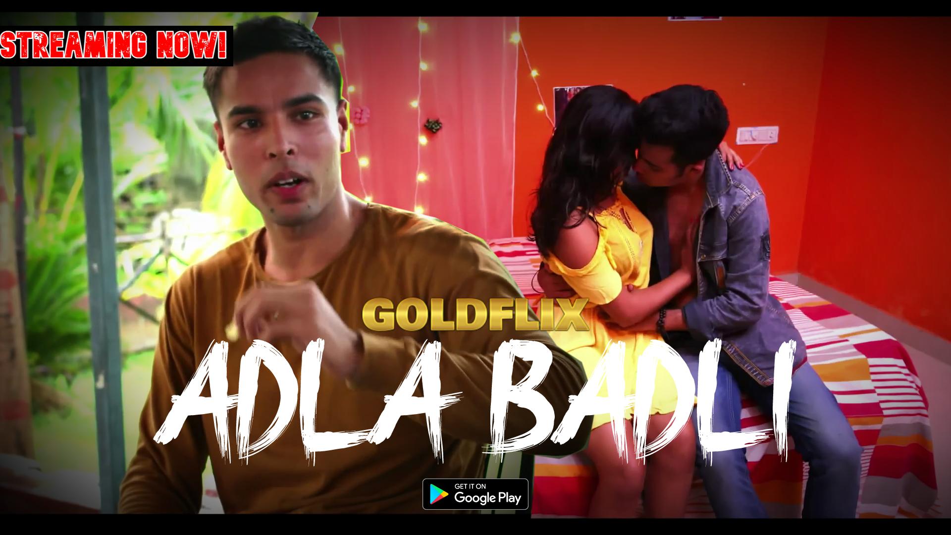 Download Adla Badli 2021 S01E01 GoldFlix Original Hindi Web Series 720p HDRip 210MB