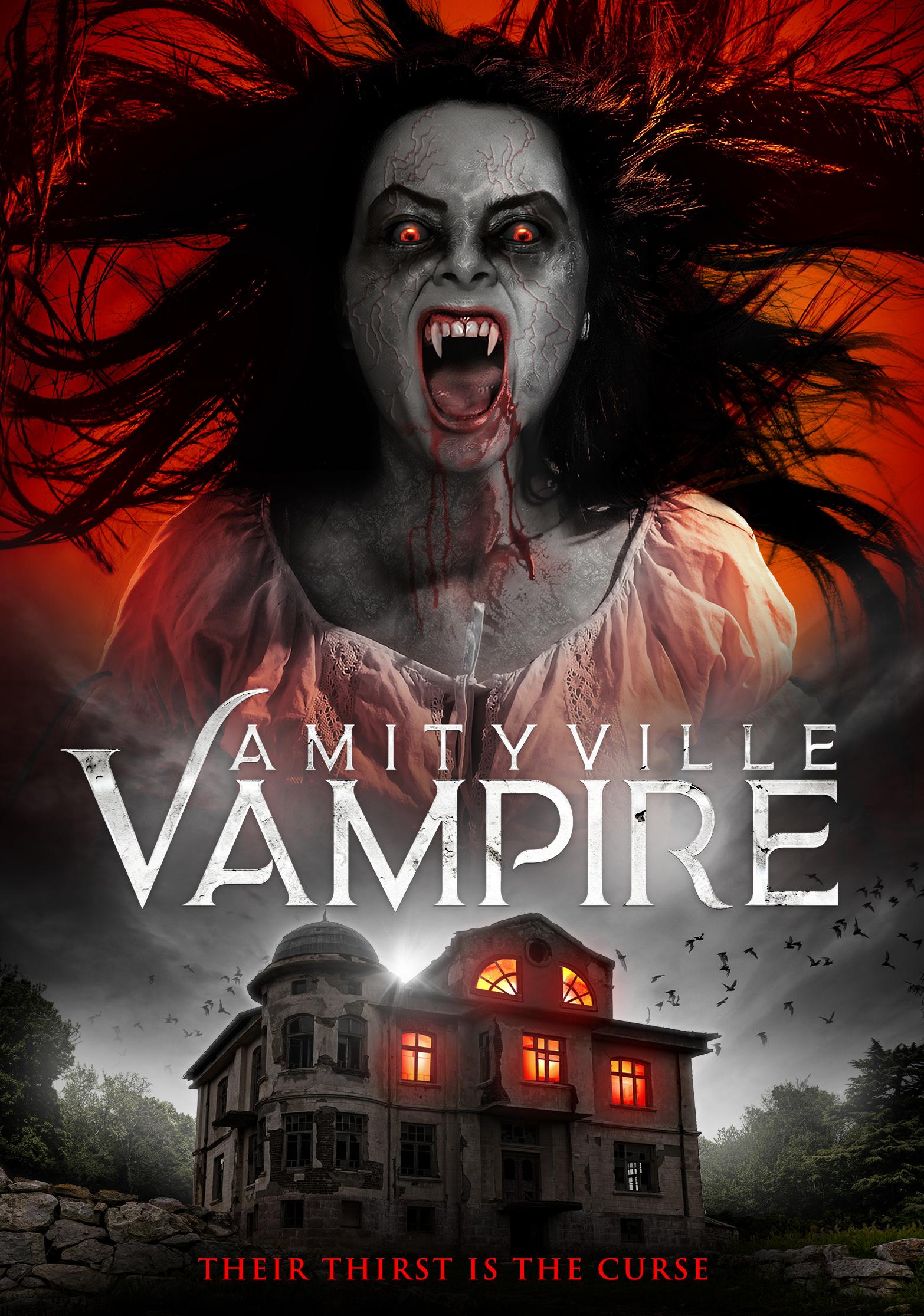 Amityville Vampire (2021) Dual Audio 720p WEBRip [Hindi + English] Full Movie