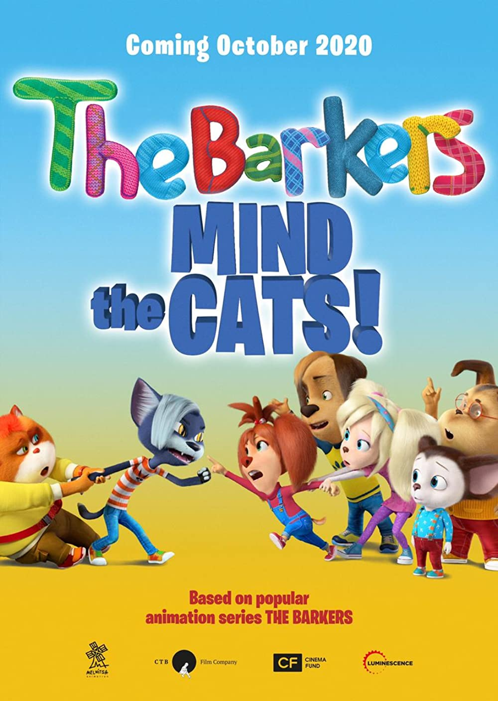 Barkers Mind the Cats 2021 English 250MB HDRip 480p Download