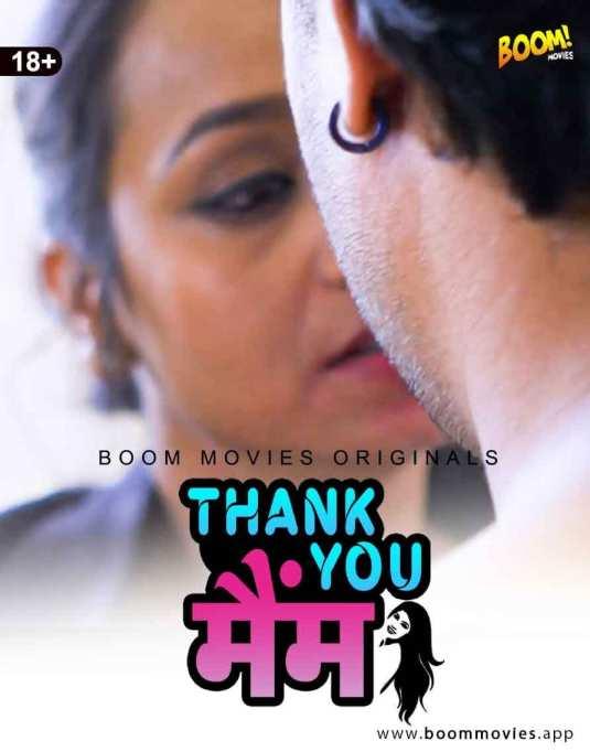 18+ Thank You Mam 2021 Boom Movies Originals Hindi Short Film 720p HDRip 100MB Download
