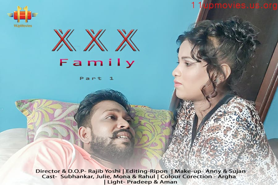 XXX Family 2021 S01E01 11UpMovies Original Hindi Web Series 720p HDRip 140MB Download