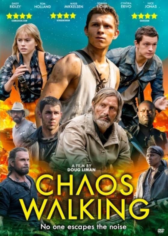 Chaos Walking 2021 Hindi ORG Dual Audio 720p BluRay 1.1GB Download