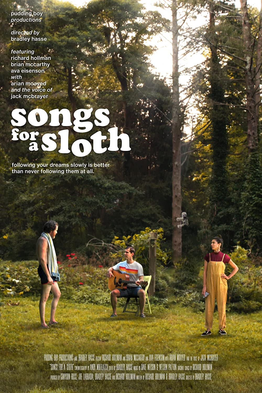 Songs for a Sloth 2021 English 720p HDRip 800MB Download