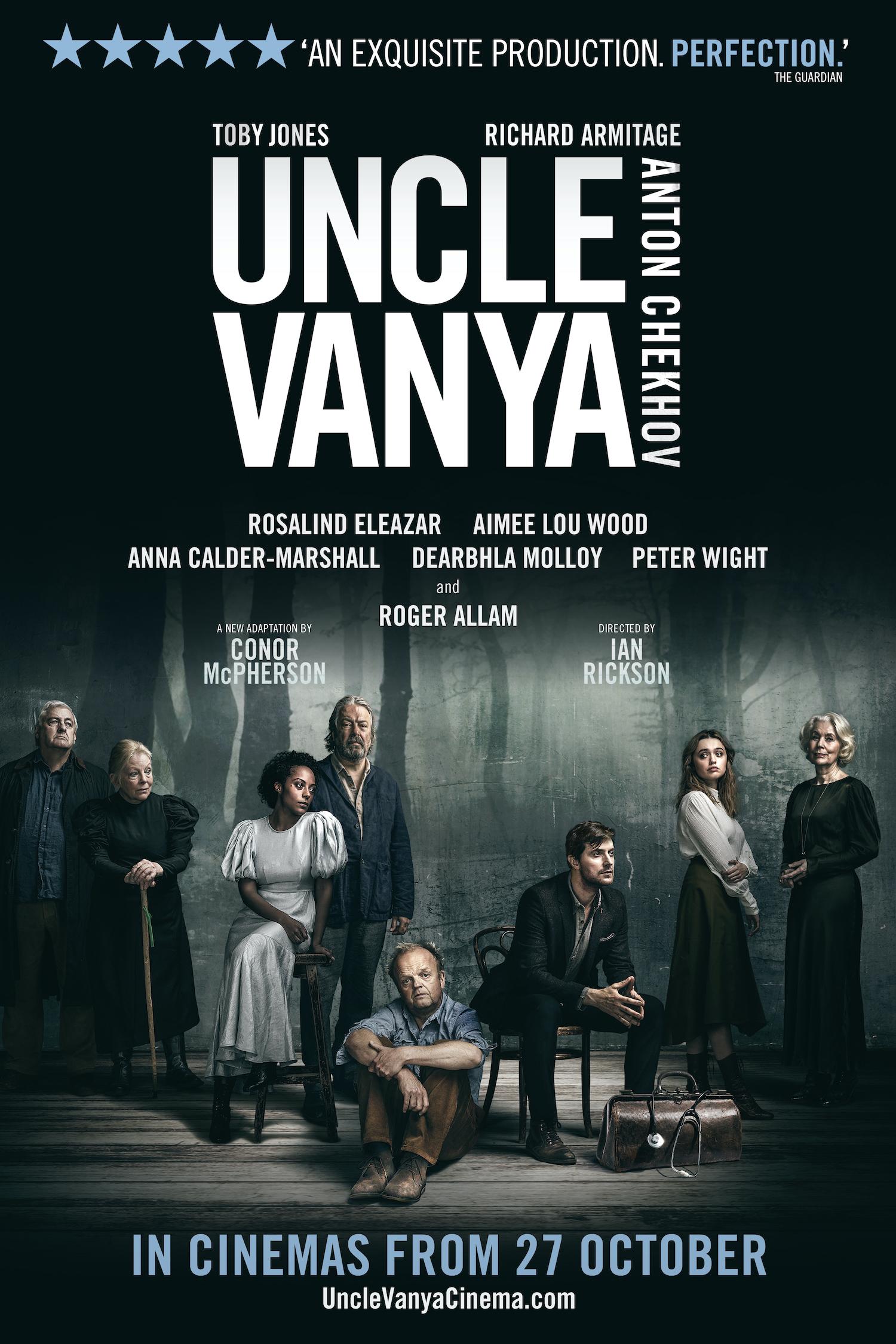 Uncle Vanya 2020 English 480p HDRip 450MB Download