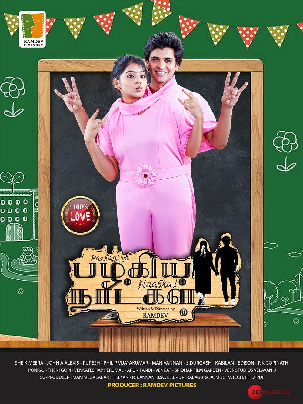 Pazhagiya Naatkal 2021 Tamil 480p HDRip ESub 400MB Download