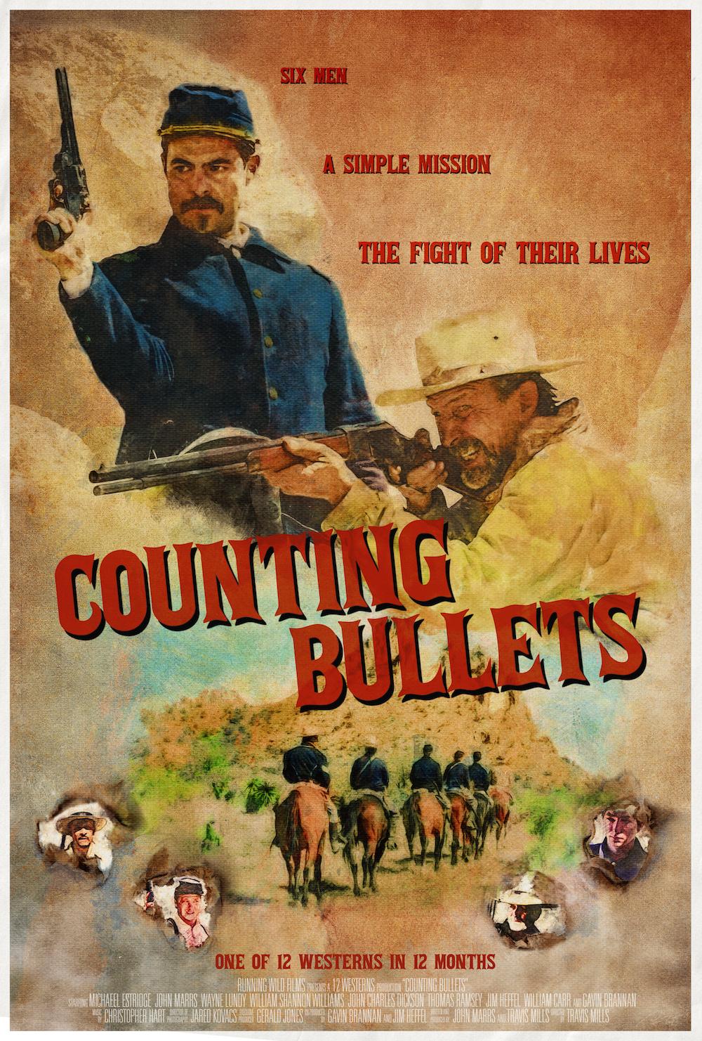 Counting Bullets 2021 English 480p HDRip 250MB Download