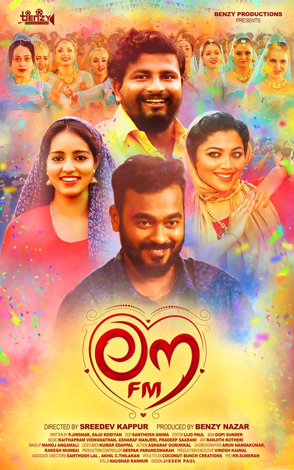 Love FM 2021 Malayalam 480p HQ HDRip HC-ESub 400MB Download