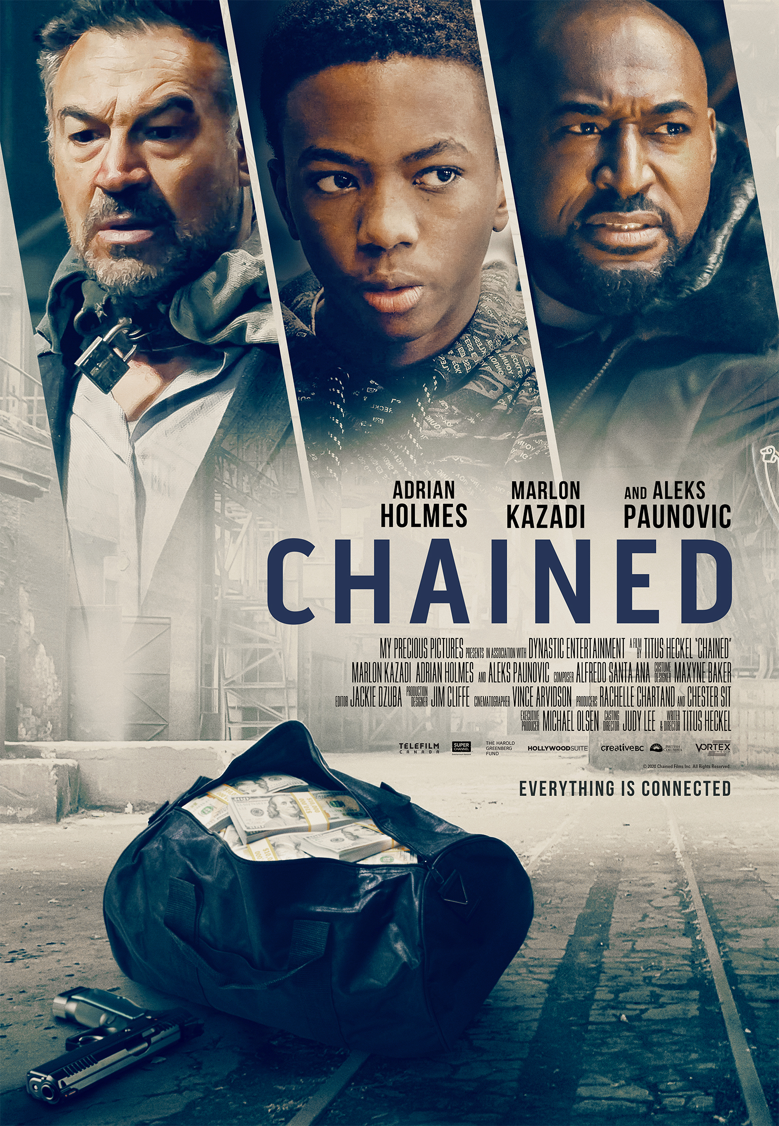 Chained 2021 English 480p HDRip 300MB Download