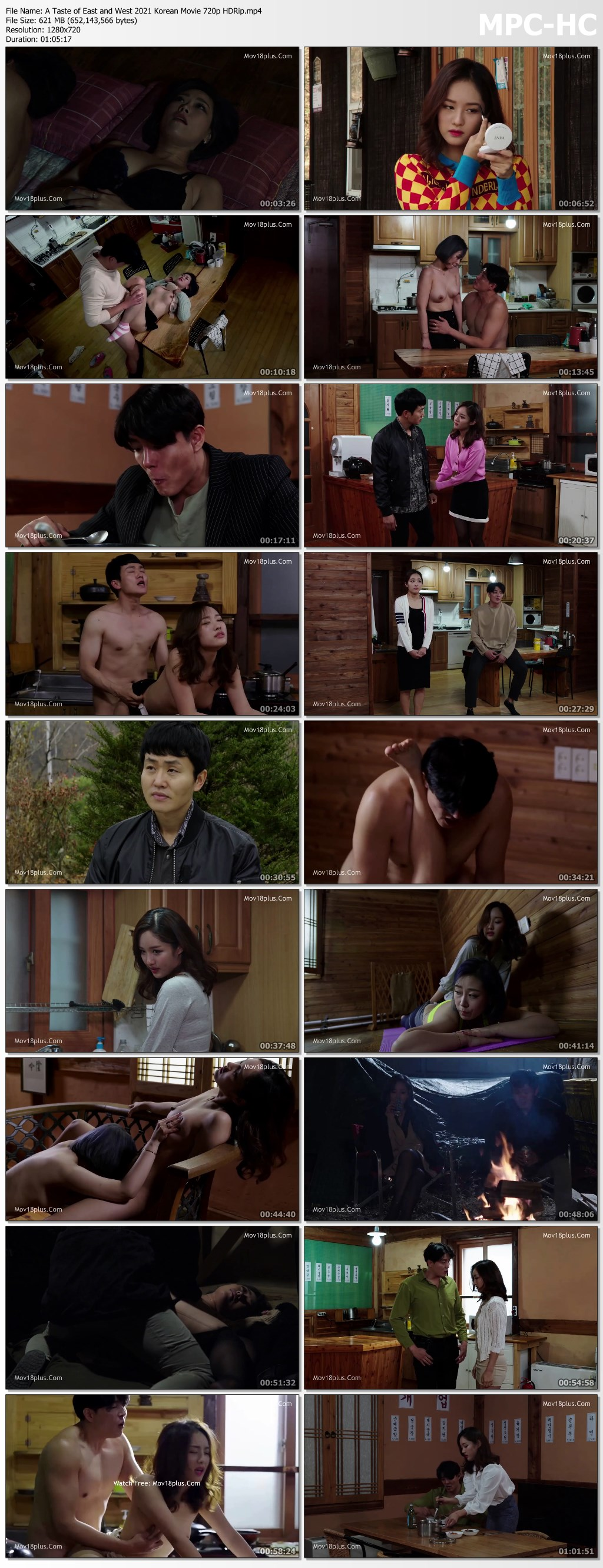 A Taste of East and West 2021 Korean Movie 720p HDRip.mp4 thumbs