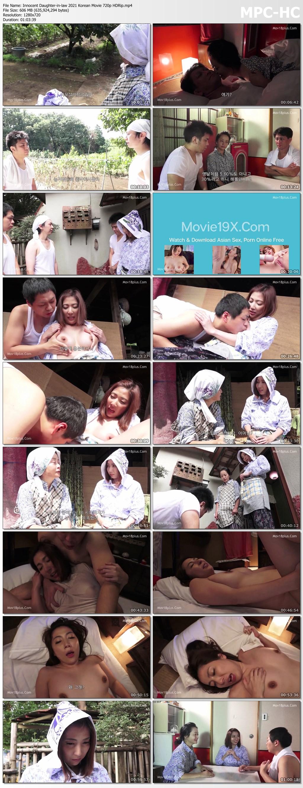 Innocent Daughter in law 2021 Korean Movie 720p HDRip.mp4 thumbs