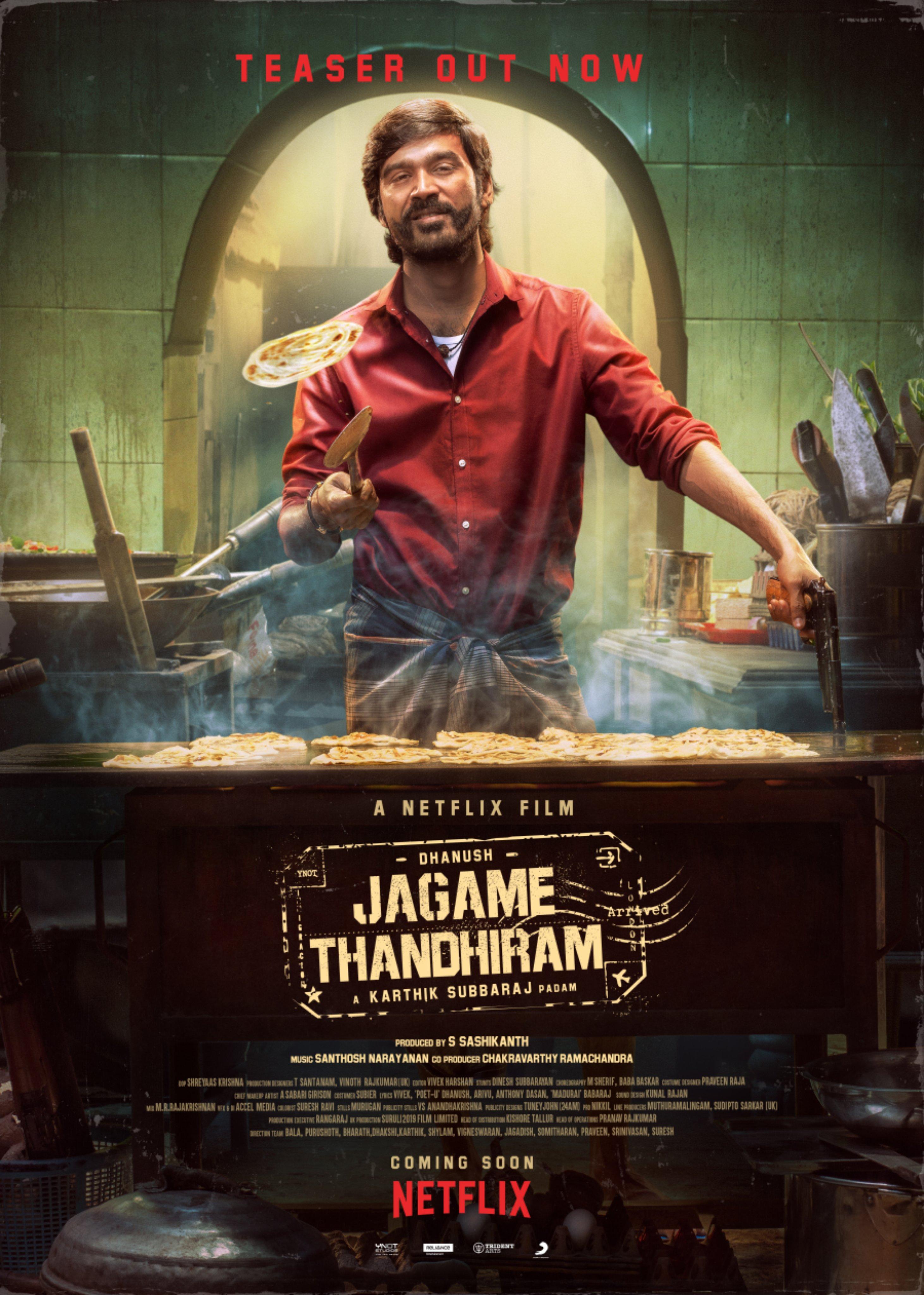 Jagame Thandhiram 2021 ORG Hindi Dubbed 480p NF HDRip MSub 495MB Download