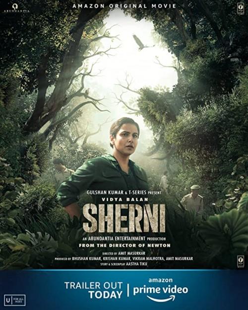 Download Sherni 2021 HD Full Movie 480p 720p x264 & HEVC Hindi Esubs