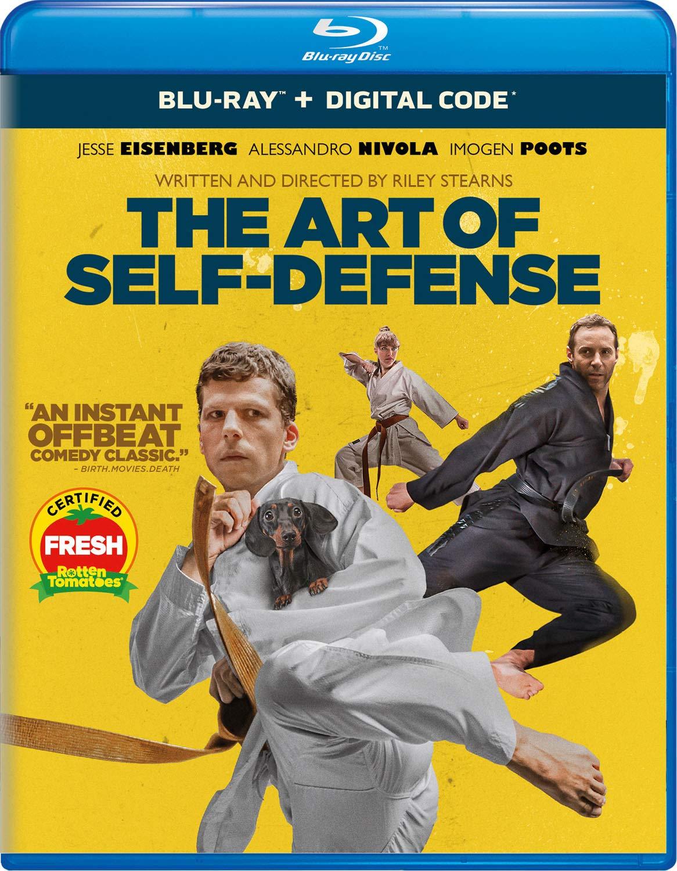 The Art of Self Defense 2019 Hindi ORG Dual Audio 480p BluRay ESub 373MB Download