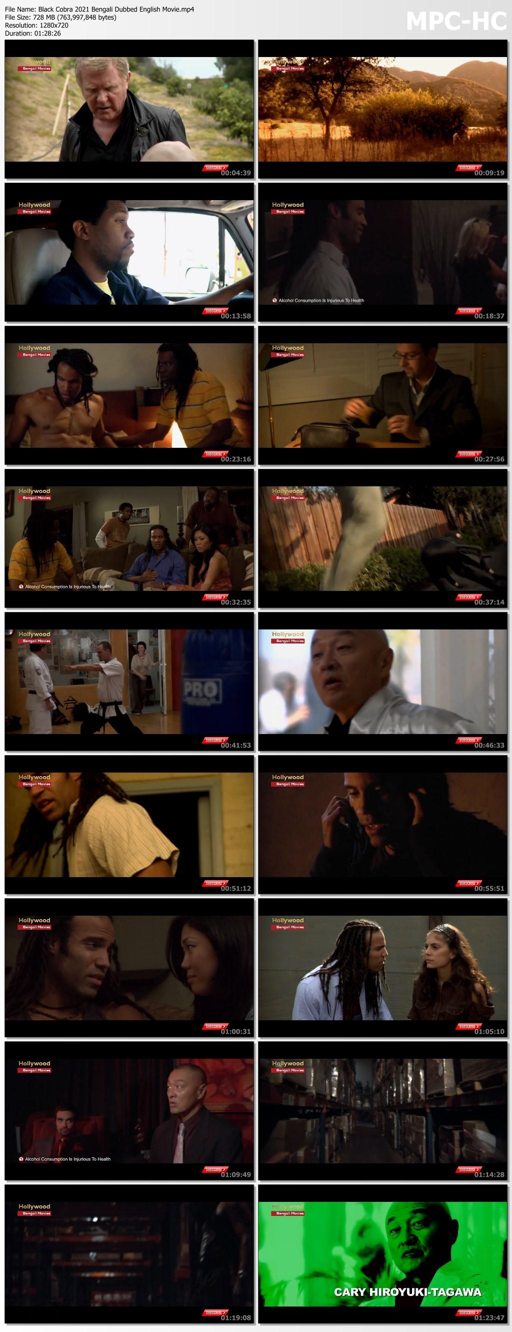 Black Cobra 2021 Bengali Dubbed English Movie.mp4 thumbs