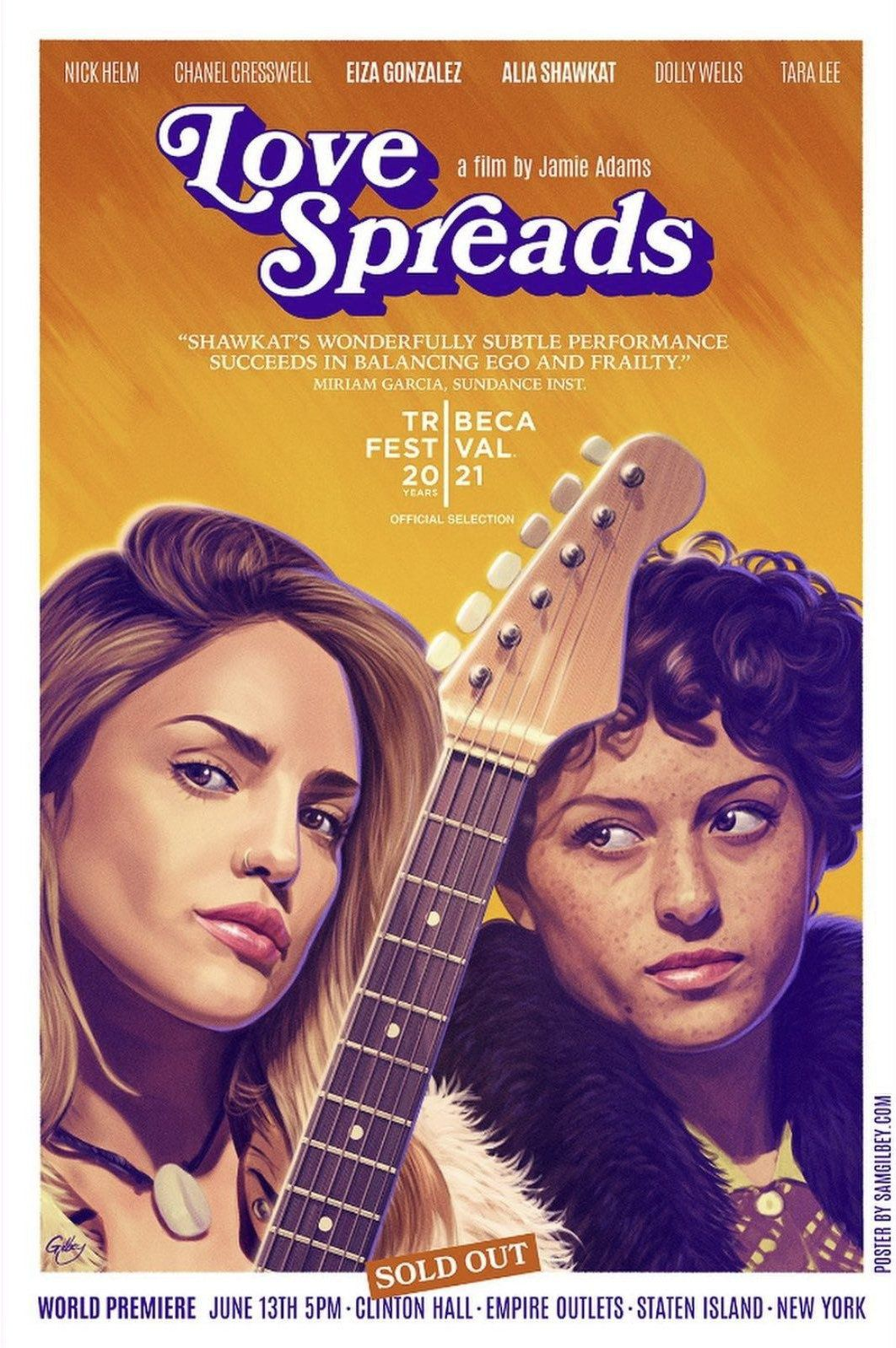 Love Spreads 2021 English 480p HDRip 300MB Download