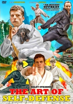 The Art of Self Defense 2019 Hindi ORG Dual Audio 720p BluRay 1GB Download