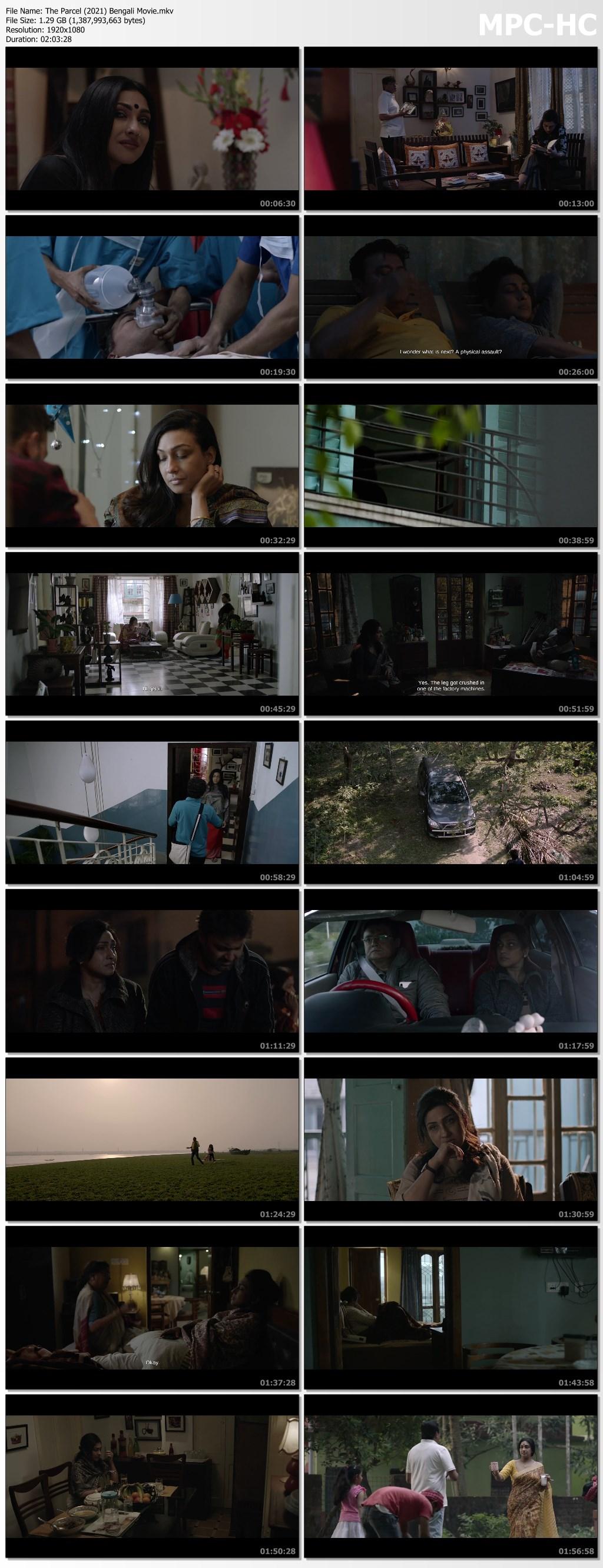 The Parcel (2021) Bengali Movie.mkv thumbs