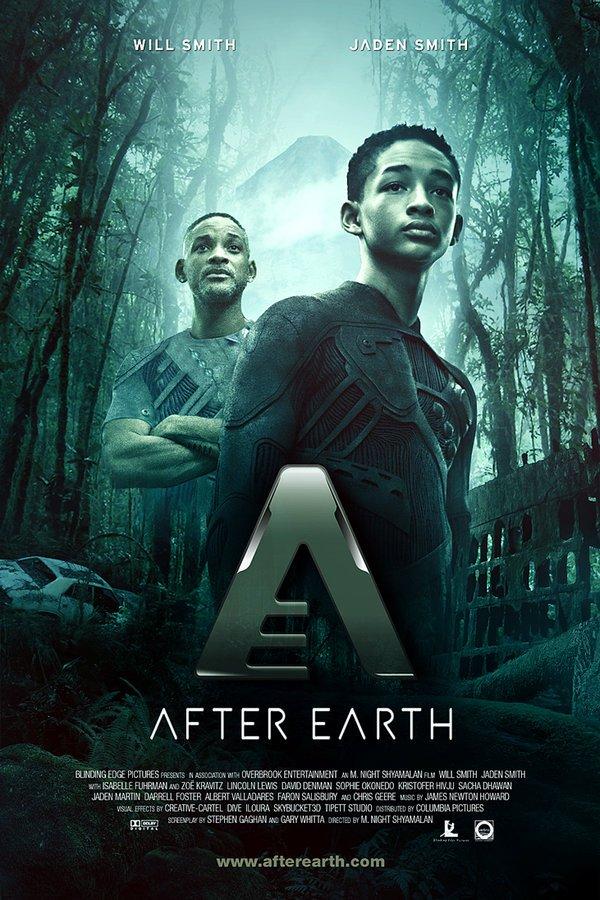 After Earth 2013 Hindi Dual Audio BluRay 350MB Download