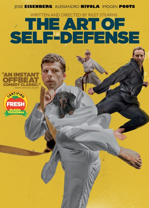 Download The Art of Self-Defense (2019) Dual Audio Hindi & English 480p 720p Esubs