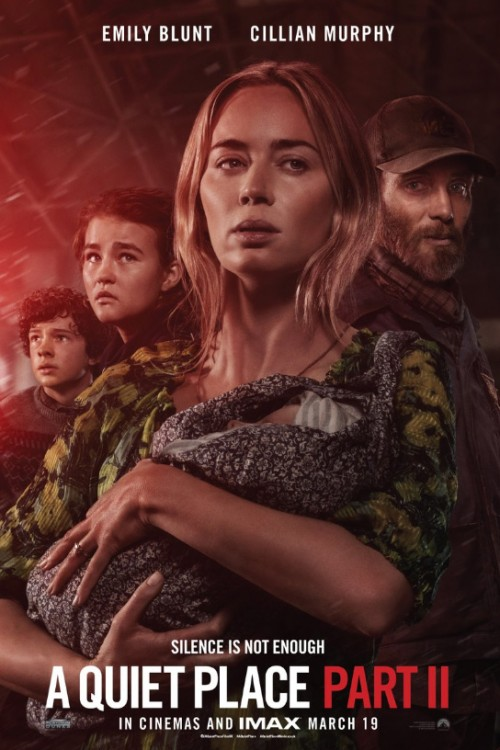 Download A Quiet Place Part II (2021) Dual Audio Hindi Unofficial Dubbed & English 480p 720p 1080p HD