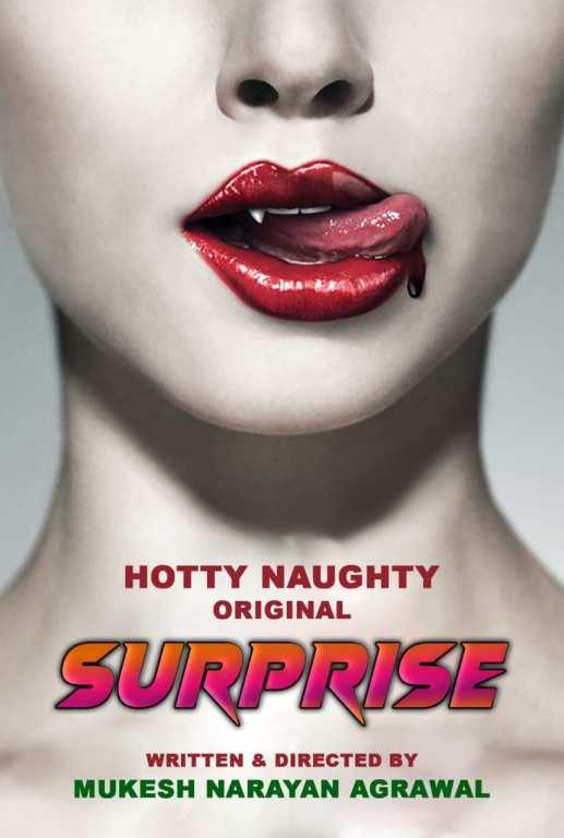 18+ Surprise 2021 Hindi Hotty Naughty Originals Short Film 720p HDRip 150MB x264 AAC