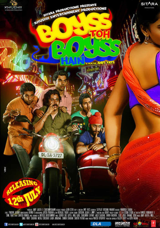 Boyss Toh Boyss Hain (2021) Hindi Movie 720p HDRip 700MB Download